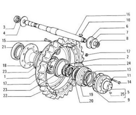 hitachi mini excavator lego excavator wiring diagram