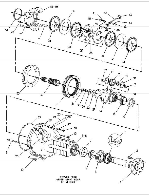 mahindra front end loader diagram  mahindra  free engine