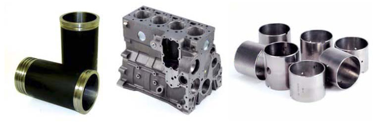 CYLINDER BLOCKS & RELATED PARTS - CATERPILLAR