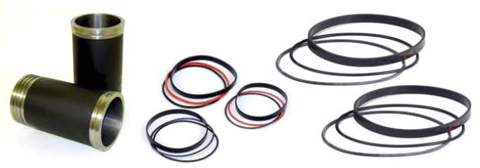 Cylinder Liners and Seals