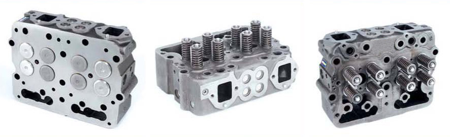 Cylinder Heads and Related Parts - CUMMINS
