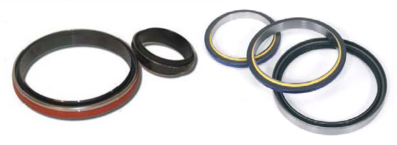 Crankshafts Seals and Sleeves - KOMATSU