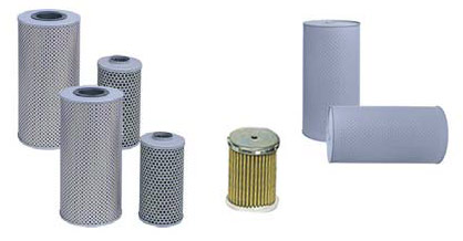 Transmission Steering Hydraulic and Air Filters - KOMATSU